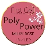 Акри-гел:First gel Poly Power Milky-Rose 15g - Прозрачно-розов
