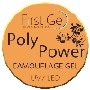 Акри-гел:First gel Poly Power Camouflage 15g - Камуфлаж