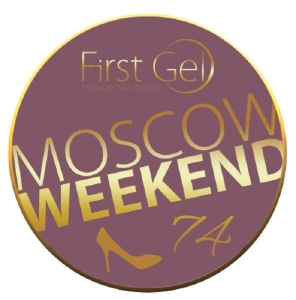 UV/LED гелови бои:First Gel Moscow weekend 74  -  5g