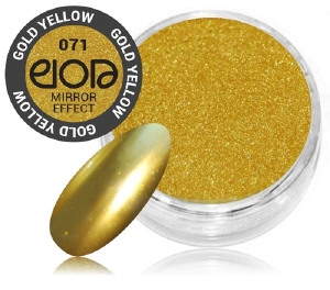 Пигментни пудри:Elora Gold Yellow Effect - 2.5g