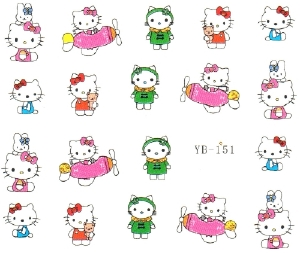 Популярни:Hello Kitty YB151