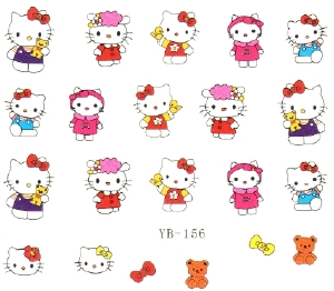 Популярни:Hello Kitty YB156 (B1)